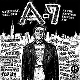 NYC HARDCORE PUNK FLYERS