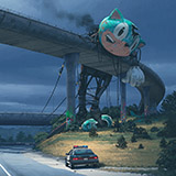 SIMON STALENHAG « TALES FROM THE LOOP »