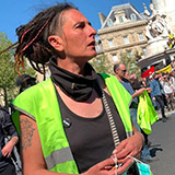 SAND TÉZED « PAROLES DE GILET JAUNE »