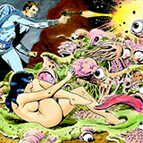 WALLY WOOD « STRANGE WORLD & TORRID ROMANCES »